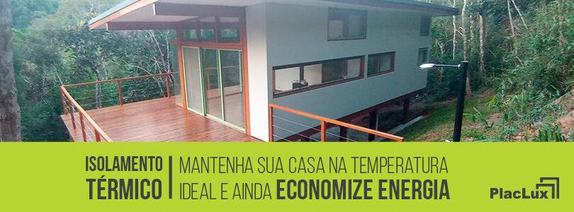 COMO MANTER A TEMPERATURA IDEAL INTERNA DE UMA CASA